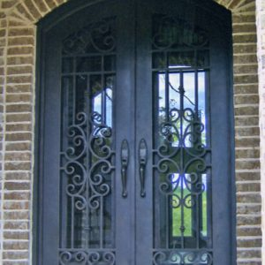 a 101 481 300x300 - Wrought Iron Doors