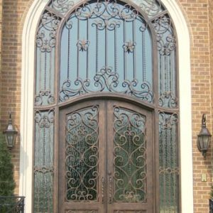 a 101 491 300x300 - Wrought Iron Doors