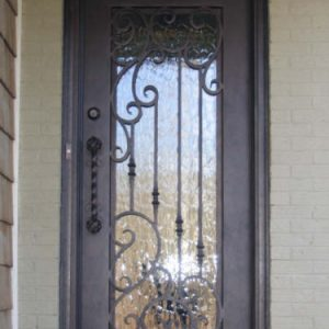 a 101 561 300x300 - Wrought Iron Doors