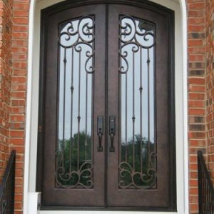 a 101 621 300x300 - Wrought Iron Doors