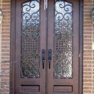 a 101 641 300x300 - Wrought Iron Doors