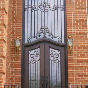 a 101 661 300x300 - Wrought Iron Doors