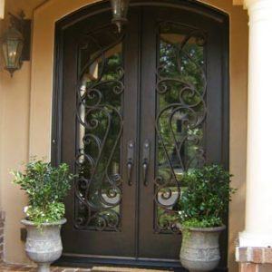 a 101 701 300x300 - Wrought Iron Doors