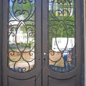 a 101 731 300x300 - Wrought Iron Doors