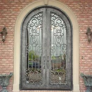 a 101 771 300x300 - Wrought Iron Doors