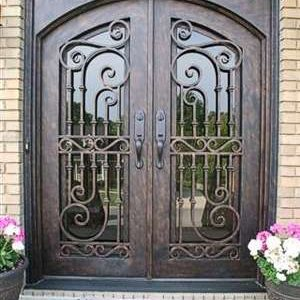 a 101 781 300x300 - Wrought Iron Doors