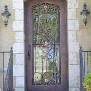 a 101 791 300x300 - Wrought Iron Doors