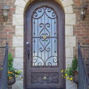 a 101 801 300x300 - Wrought Iron Doors