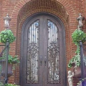 a 101 811 300x300 - Wrought Iron Doors