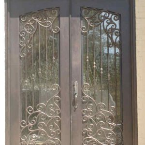 a 101 841 300x300 - Wrought Iron Doors