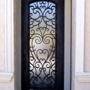 a 101 901 300x300 - Wrought Iron Doors