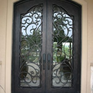 a 101 931 300x300 - Wrought Iron Doors