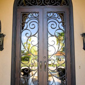 a 101 941 300x300 - Wrought Iron Doors