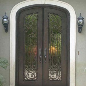 a 101 961 300x300 - Wrought Iron Doors