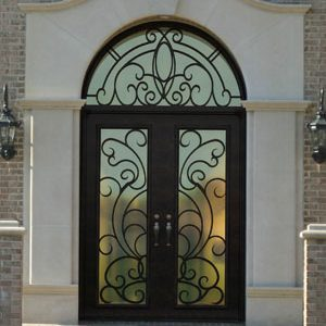 a 101 981 300x300 - Wrought Iron Doors
