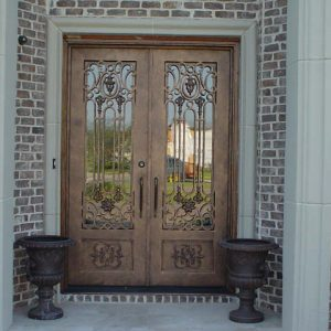 a 101 991 300x300 - Wrought Iron Doors