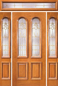 cEX 102 col1 205x300 - Insulated Beveled Glass Doors