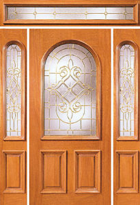 cEX 107 col1 205x300 - Insulated Beveled Glass Doors