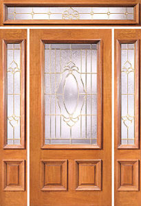 cEX 160 col1 205x300 - Insulated Beveled Glass Doors