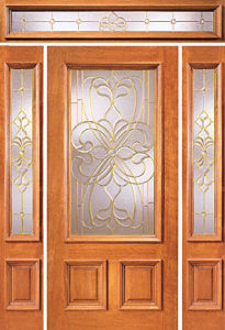 cEX 210 col 205x300 - Insulated Beveled Glass Doors