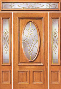cEX 340 col 205x300 - Insulated Beveled Glass Doors