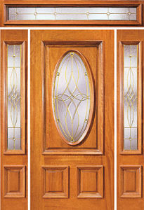 cEX 380 col 205x300 - Insulated Beveled Glass Doors