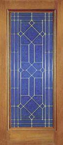 standarddoors1081 130x300 - Insulated Beveled Glass Doors
