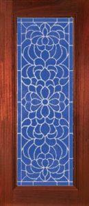 standarddoors11011 130x300 - Insulated Beveled Glass Doors