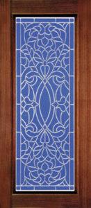 standarddoors11031 131x300 - Insulated Beveled Glass Doors