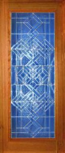 standarddoors1104b1 129x300 - Insulated Beveled Glass Doors