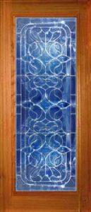standarddoors1105b1 129x300 - Insulated Beveled Glass Doors