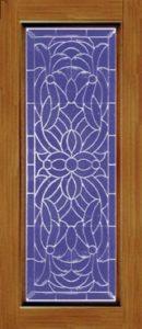 standarddoors1181 130x300 - Insulated Beveled Glass Doors