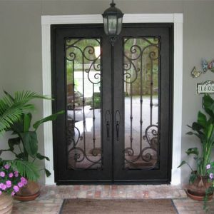 wrought iron11 300x300 - Wrought Iron Doors