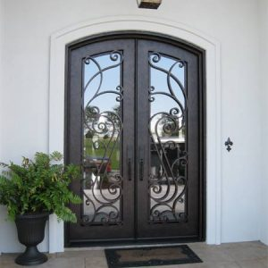 wrought iron31 300x300 - Wrought Iron Doors