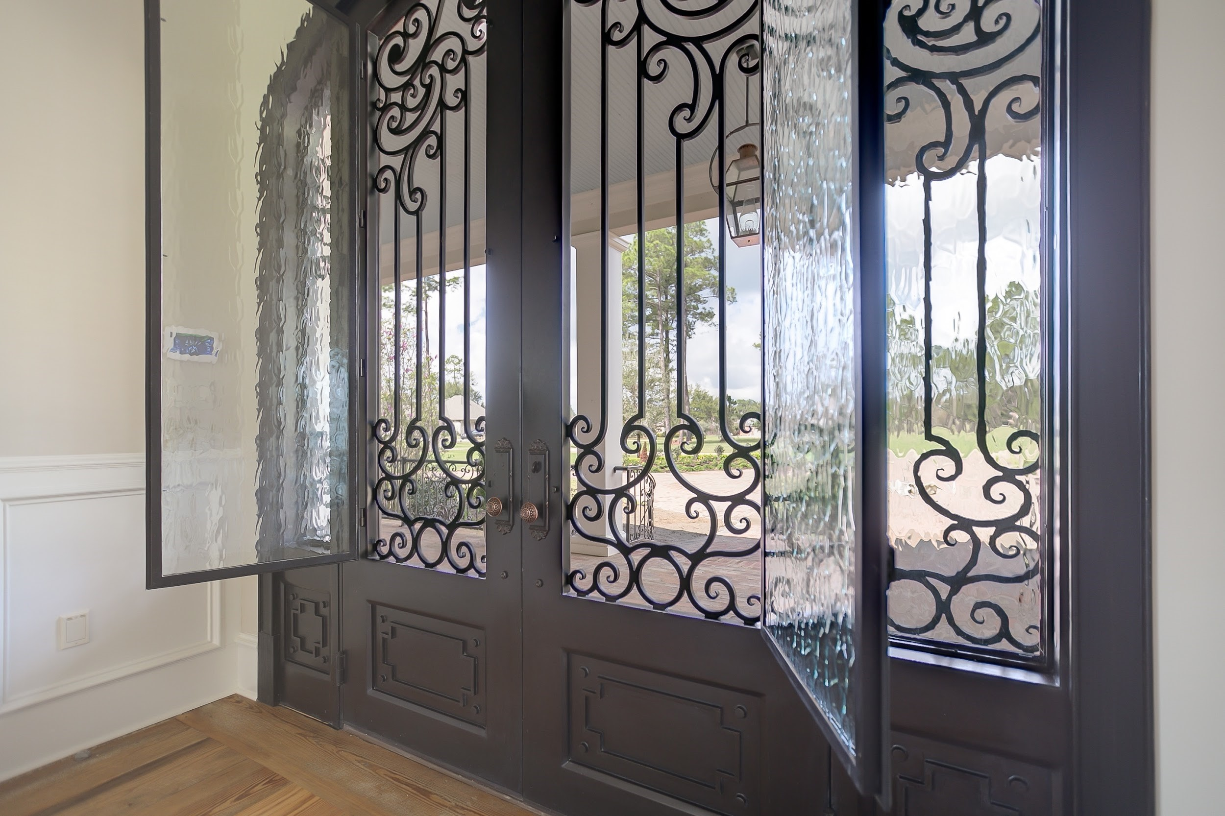 Why Flemish Glass Is So Popular Doors Of Elegance