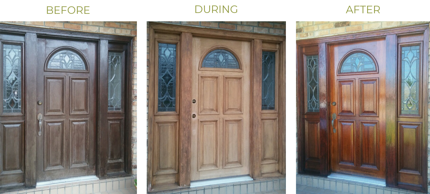 Door Refinishing New Orleans Metairie Amp Mandeville From