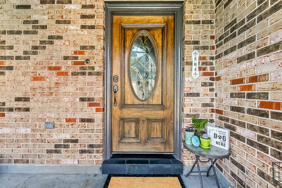 1 2 - You'll be the ONLY one in your neighborhood with THIS door!