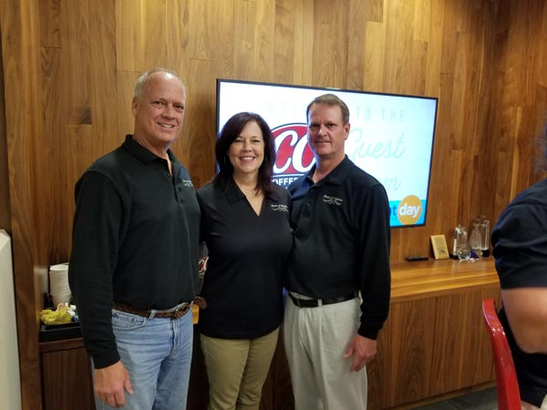 PerryLaurie Larry Great Day Louisiana - Celebrating over 30 Years in Business on Great Day Louisiana