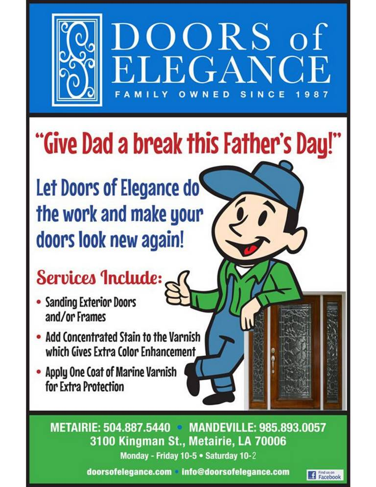 061020 - Give Dad a Break This Father's Day With the Ultimate Gift!