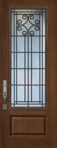 926 116x300 - Fiberglass Doors Artisan Collection