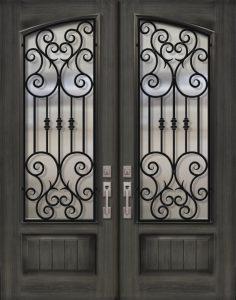 935 236x300 - Fiberglass Doors Artisan Collection